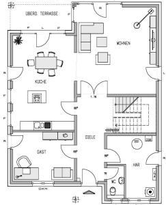 Klassik 4000.1 Grundriss Erdgeschoss-001