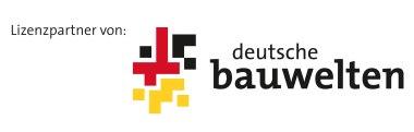 Logo Lizenzpartner Deutsche Bauwelten