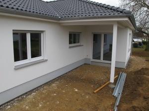 der Bungalow Ideal der Deutschen Bauwelten, gebaut von Bauidee Wohlfühlhäuser
